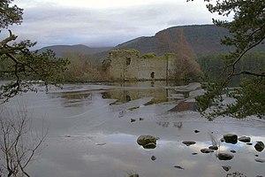 Clan Grant - Loch an Eilein Castle