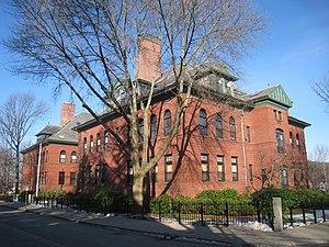 Locke School - Image: Locke School, Arlington MA IMG 2791