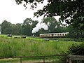 Loco and Pullman coaches - geograph.org.uk - 1345366.jpg