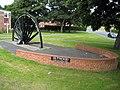 Lofthouse colliery memorial garden - geograph.org.uk - 898380.jpg