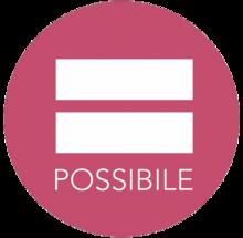 Logo ufficiale di Possibile