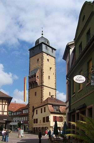 Lohr am Main - The Bayersturm