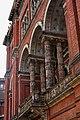 London - Cromwell Gardens - Victoria & Albert Museum - John Matejski Garden - View NW.jpg
