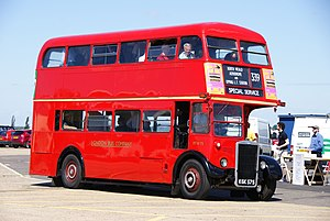 London Bus Company bus RTW75 (KGK 575), 2010 North Weald bus rally.jpg