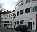London former Daimler Hire garage, Herbrand Street, Holborn 2014-03-18 (13366063284).jpg