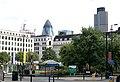 Looking southeast across Finsbury Square, London - geograph.org.uk - 1408518.jpg