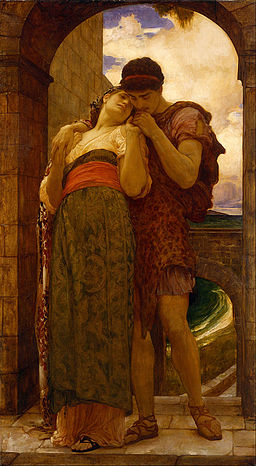 Lord Frederic Leighton - Wedded - Google Art Project
