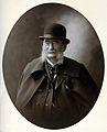Louis Hubert Farabeuf. Photograph by Henri Manuel, Paris. Wellcome V0028131.jpg