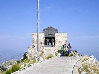 Lovćen - Mausoleum of Njegoš