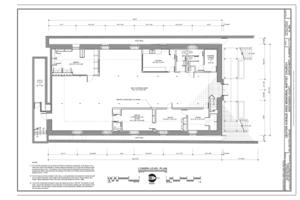 File:First Floor Plan - Dexter Avenue King Memorial ...