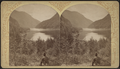 Lower Ausable (Au Sable) Pond, Adirondacks, by Stoddard, Seneca Ray, 1844-1917 , 1844-1917.png