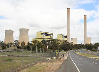 Traralgon - Loy Yang A power station
