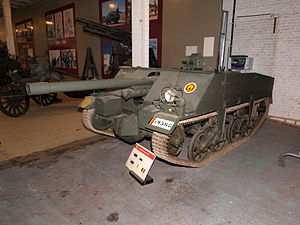 Loyd Carrier - A Belgian CATI 90 displayed in the Royal Military Museum Brussels (2010)