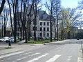 Lubliniec ulica Sobieskiego budynek sądu przy ulicy Sądowej - panoramio.jpg