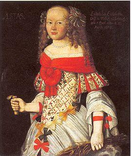 Ludmilla Elisabeth of Schwarzburg-Rudolstadt