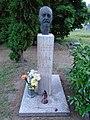 Ludvík Kuba, Poděbrady, hřbitov.jpg