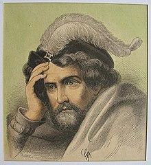 Devrient als Dr. Faust (Quelle: Wikimedia)