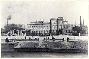 Branobel - Image: Ludwig Nobels Mekaniska Werkstad