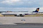 Lufthansa, D-AIHU, Airbus A340-642 (19730787804).jpg