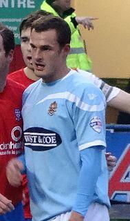 Luke Wilkinson Footballer (born 1991)