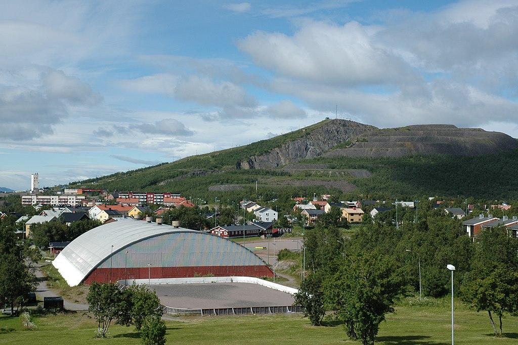 Luossavaara mountain.JPG