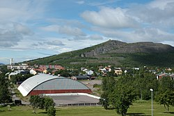 Luossavaara mountain.JPG