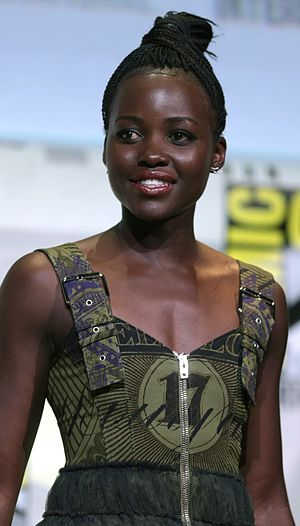 Lupita Nyong'o - Nyong'o at the 2016 San Diego Comic-Con International