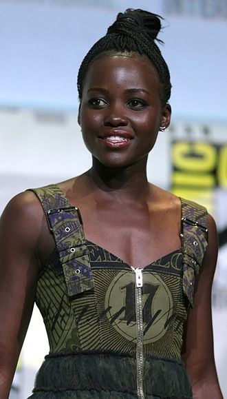 Lupita Nyong'o - Nyong'o at the 2016 San Diego Comic-Con
