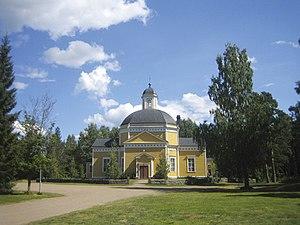 Luumäki - Luumäki Lutheran Church