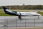 Luxaviation UK, G-THFC, Embraer EMB-135BJ Legacy (30335732497).jpg