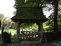 Lych gate North Cerney church. - geograph.org.uk - 1551706.jpg