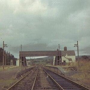Lydford - Image: Lydfordstation 1