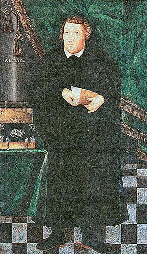 Didrik Möllerum - Martin Luther by Didrik Möllerum, from Kyrkpressen No 4