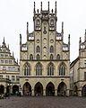Münster, Prinzipalmarkt, Historisches Rathaus -- 2017 -- 6866.jpg