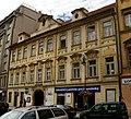 Městský dům U krkavců (Staré Město), Praha 1, Dlouhá 25, Staré Město.jpg