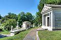 M. Ehret Mausoleum on Millionaire's Row, Laurel Hill Cemetery.jpg