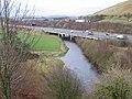 M6 bridge over River Lune - geograph.org.uk - 1202454.jpg