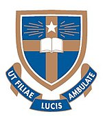 MLC School crest. Source: www.mlcsyd.nsw.edu.au (MLC website)