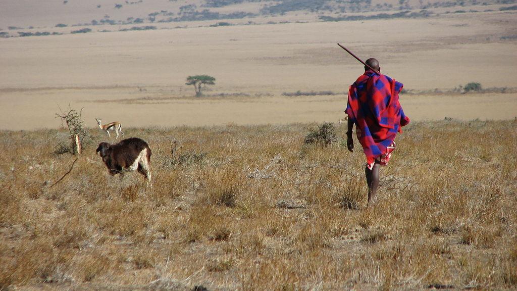 Plemena - Page 2 1024px-Maasai_man%2C_Eastern_Serengeti%2C_October_2006