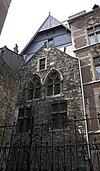 foto van Noviciaatshuis, leenzaal, proosdij.