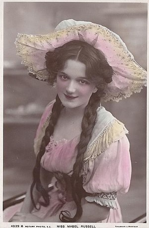Mabel Philipson - Image: Mabel Russell Philipson