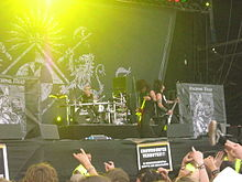 Testament And Overkill Tour