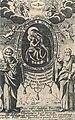 Maci Božaja Žyrovickaja. Маці Божая Жыровіцкая (A. Tarasievič, 1682).jpg