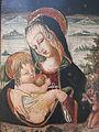 Madonna col Bambino e sant'Onofrio di Carlo Crivelli (bottega di) (2).JPG