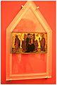 Madonna col Bambino in trono, tra i santi Giovanni Battista e Pietro, opera di Lippo Vanni, 1360-70 ca..jpg
