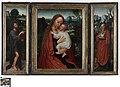 Madonna met Johannes de Doper en de heilige Hiëronymus, circa 1485 - circa 1551, Groeningemuseum, 0040024000.jpg