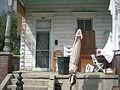 Magazine Street Jessie James Garner Bldg Sept 2009 4911 Porch.JPG
