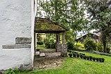 Magdalensberg Portendorf 1 Schlosskapelle hl. Dreifaltigkeit und hl. Nikolaus Vorhalle 16092018 4310.jpg