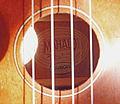 Mahalo U-320C Concert size Ukulele sound hole & label.jpg