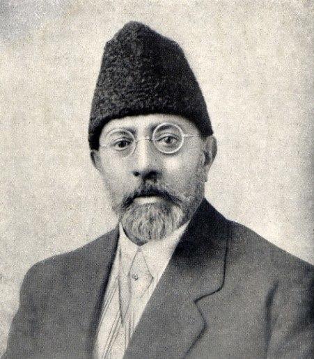 Mahmud Tarzi in 1920-cropped